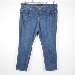 Torrid Skinny Jeans Medium Wash Size 24S